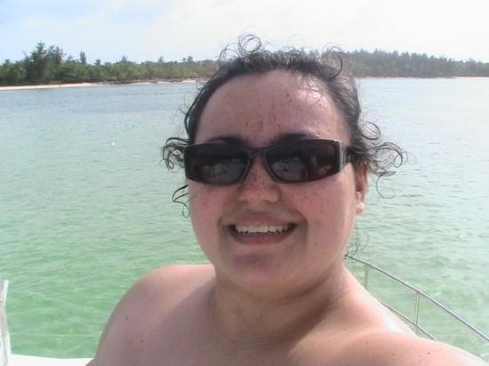 Mike's Marina Fishing Charters SRL: Me in the Dominican Republic