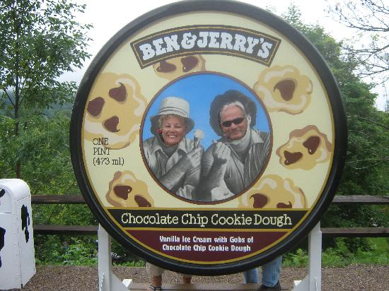 Waterbury (VT) United States  city pictures gallery : ... Waterbury, VT, United States Foto van Ben & Jerry's, Waterbury
