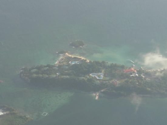 Samana Bay: This is the perfect Island for me; Bacardi Island