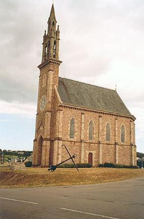 La chapelle des marins à Erquy (22)