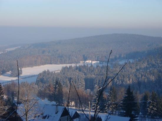 Zadov, Czech Republic: krásný výhled