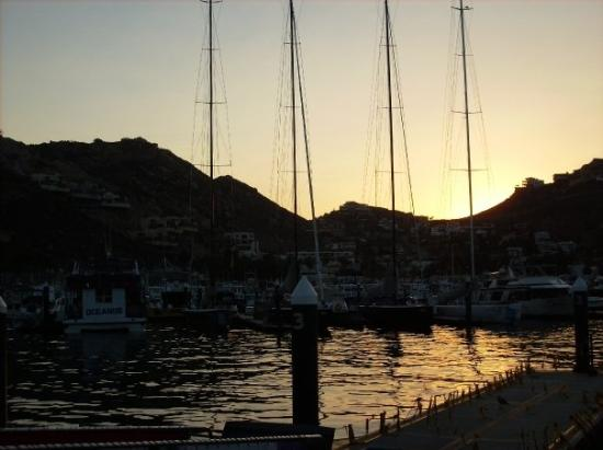 Cabo Sailing Ocean Adventures: first sunset