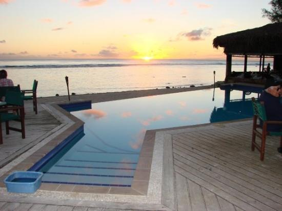Ραροτόνγκα, Νήσοι Κουκ: Pool