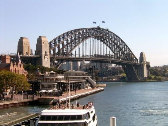 40 sydney harbour bridge - photo #18