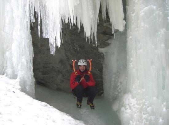 Pontresina Canyon,  S.Valentino Love Ice