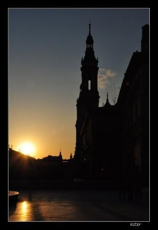 La Seo del Salvador: La Seo de San Salvador
