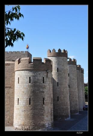 Palacio de la Aljaferia: Palacio de la Aljafería