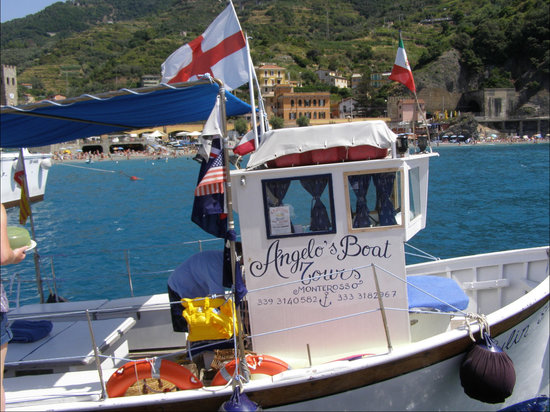 ‪Angelo's Boat Tours‬