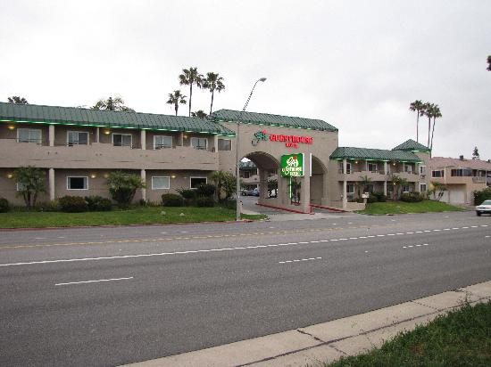 Front Of Hotel Picture Of Hotel Current Long Beach Tripadvisor