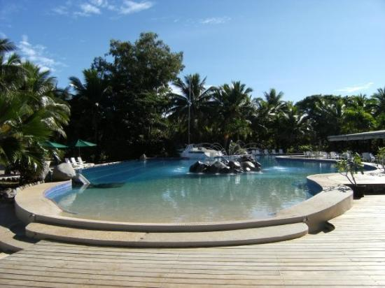 Musket Cove 39 S Pool Picture Of Malolo Lailai Island Mamanuca Islands Tripadvisor
