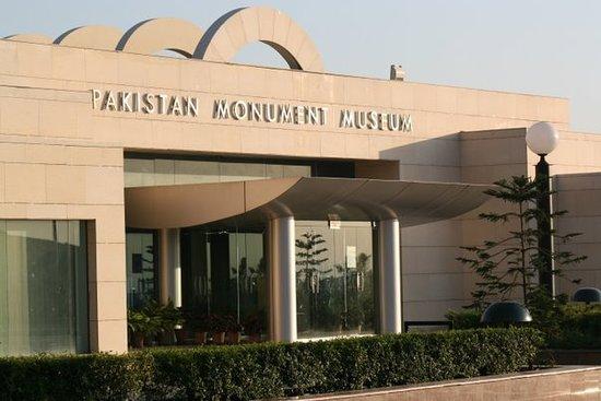 Islamabad, Pakistan: Pakistan Monument