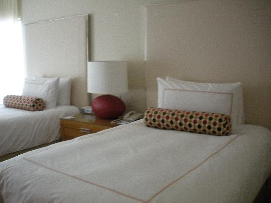 Four Seasons Hotel Seattle: comfortable beds