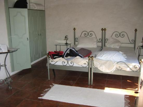 Tsivouli Park B&B: Unser Zimmer