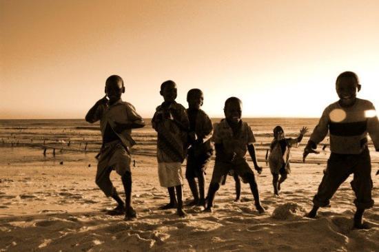 Beira, Moçambique: beach