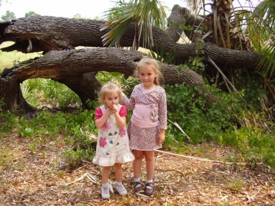 Saint Marks Trail: Maria & Ana...St. Marks Wildlife Refuge