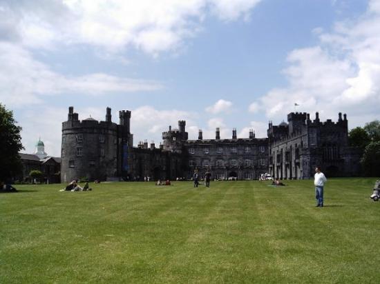 Château de Kilkenny : Ireland, Kilkenny Castle