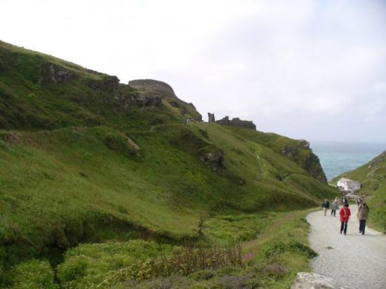 Tintagel Castle: England, Tintagel