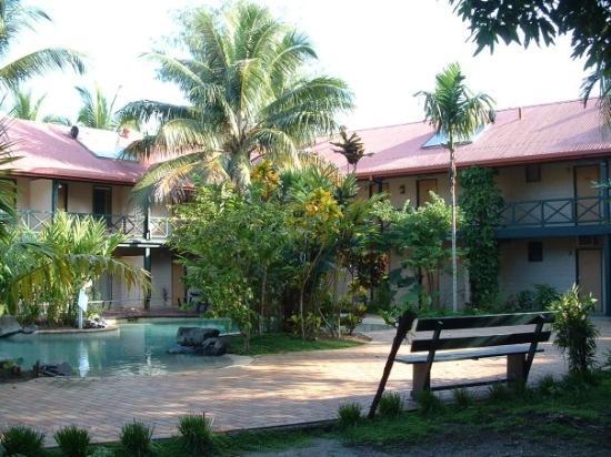 Gizo Hotel照片