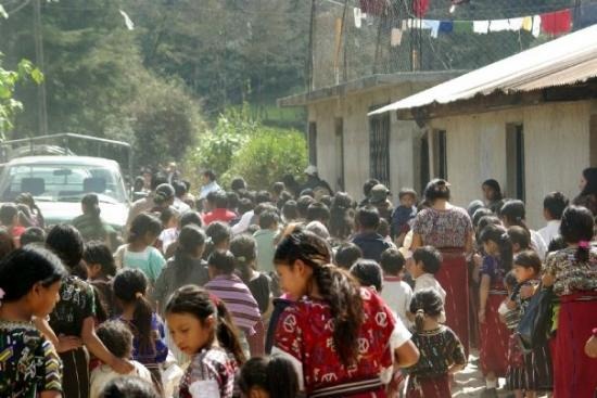 Nebaj, جواتيمالا: Pulay, near Nebaj, Guatemala