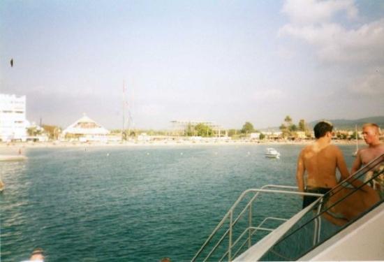 San Antonio Bay Foto Van Ibiza Balearen Tripadvisor