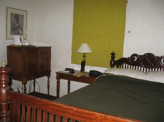 Villa Pottipati: room