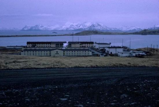 Adak Island, AK: Adak, AK, United States  USNSGA CommSta