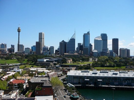 Central Business District Sydney Australia Top Tips