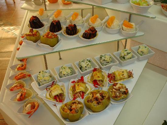 Crystal Sunrise Queen Luxury Resort & SPA: food