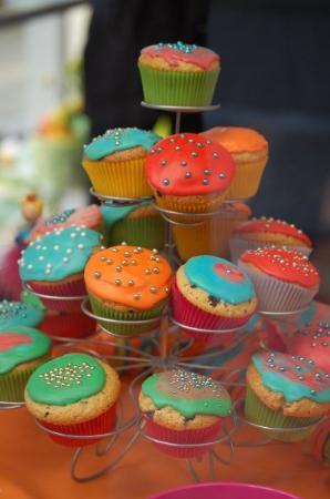 زيورخ, سويسرا: radioactive Easter cupcakes in Zurich