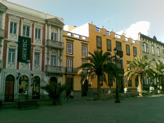 Plaza De Santa Ana Las Palmas De Gran Canaria 2019 All You Need