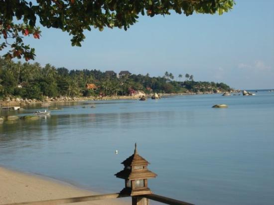 Lamai Beach: koh samui thailand