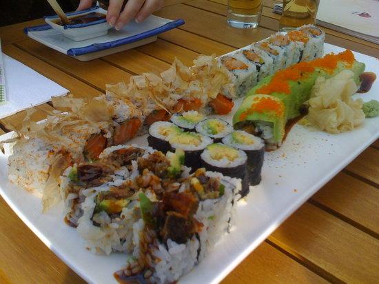 Tokyo Sushi Bar: 1st Visit