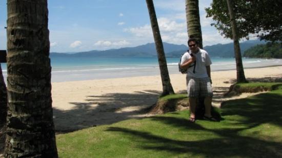 Puerto Princesa Philippines At Taraw Beach