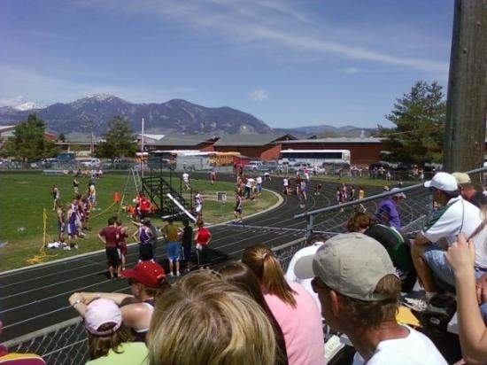 state track meet 2014 montana