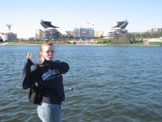 Heinz Field: Go Steelers. - Oct 2005