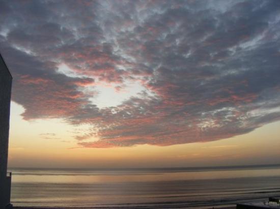 นิวสมีร์นาบีช, ฟลอริด้า: Look at the sky