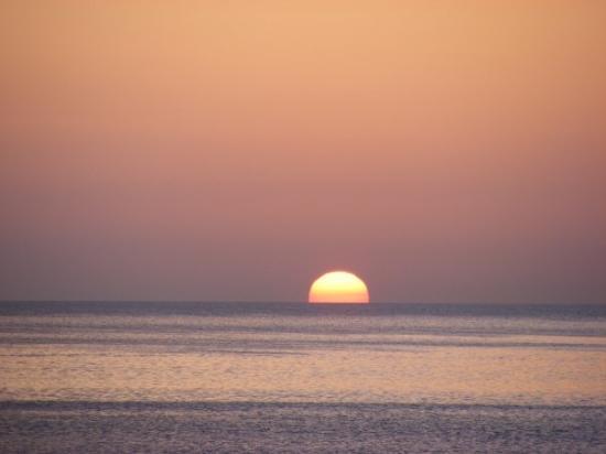 นิวสมีร์นาบีช, ฟลอริด้า: A Florida Sunrise
