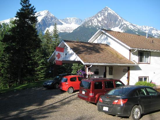 Silvern Lake Trail Bed & Breakfast : Mooi en rustig gelegen