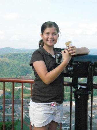 Johnstown Inclined Plane: Top of the Incline Plane