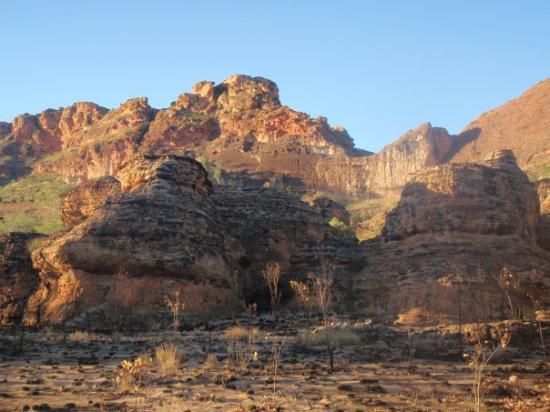 คูนูเนอร์เรา, ออสเตรเลีย: Mirima Nationalpark, glaube ich.
