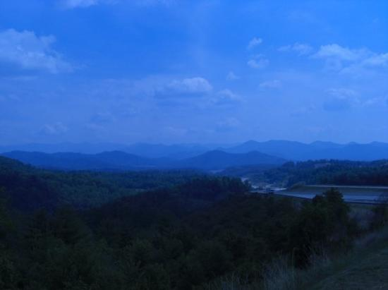 The Blue Ridge Mountains Picture Of Asheville North