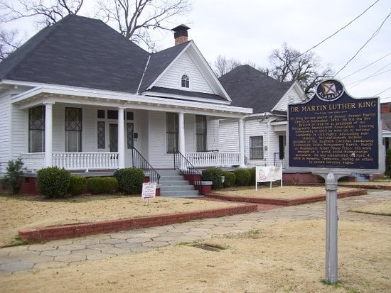 Dexter Parsonage Museum - Dr. Martin Luther King home-billede