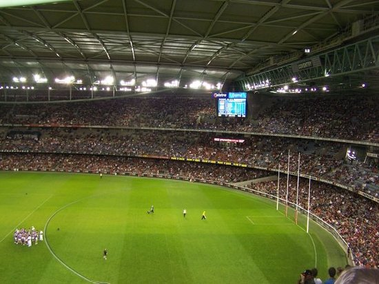 ‪Docklands Stadium‬