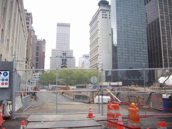9/11 Tribute Museum: WTC site