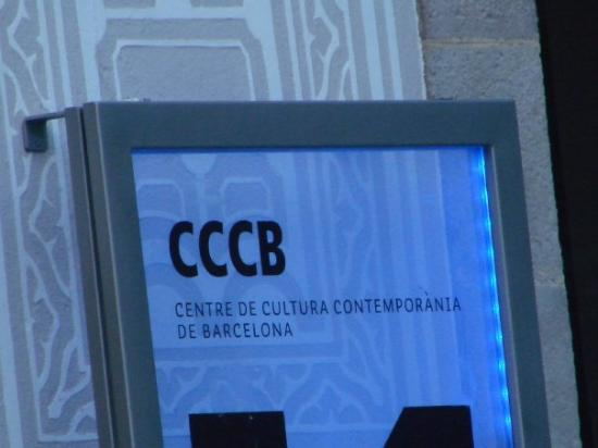 Centre de Cultura Contemporània de Barcelona (CCCB): CCCB CENTRO DE CULTURA CONTEMPORANEA DE BARCELONA