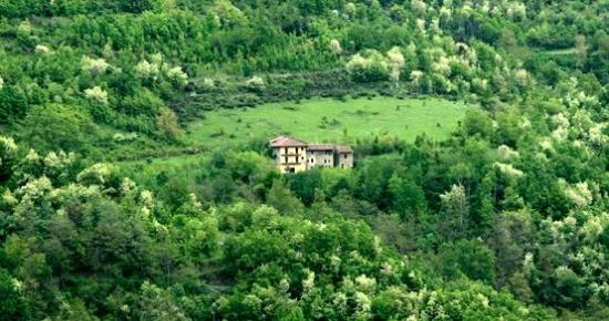 Dogliani, İtalya: Villa San Lorenzo di Bonvicino.