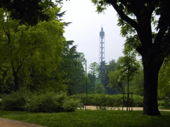Torre Branca: The Branca tower.