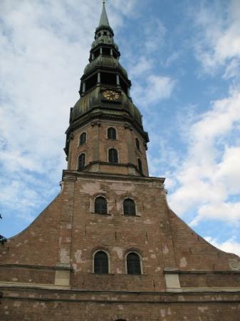 Old City Riga (Vecriga) ภาพถ่าย