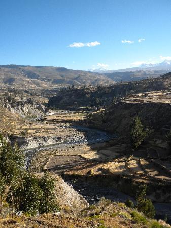 Killawasi Lodge: Colca Valley