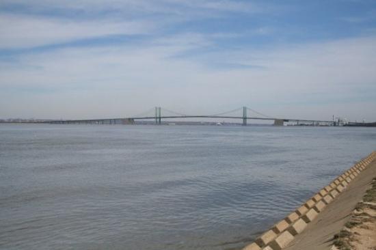 Pennsville, NJ: Delaware River